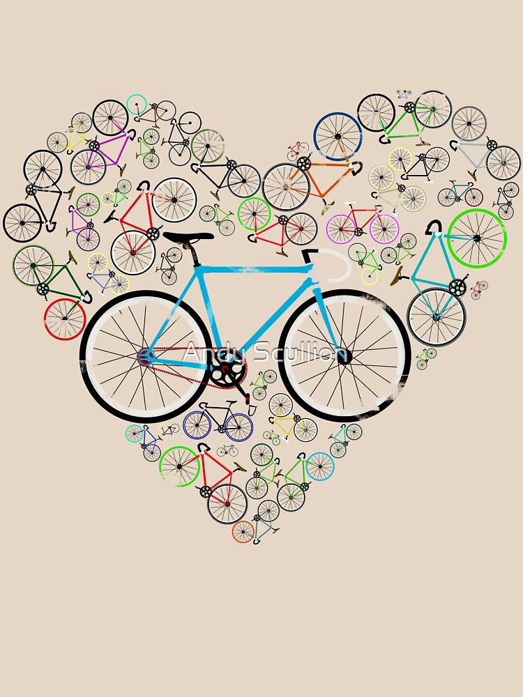 I Love My Bike von AndyScullion
