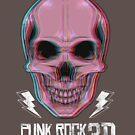 PUNK ROCK IN 3-D by Heather Daniels