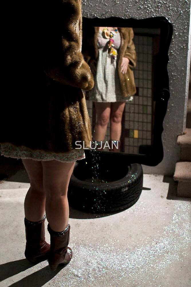 The Cryptics: Untitled #24 by SLUJAN