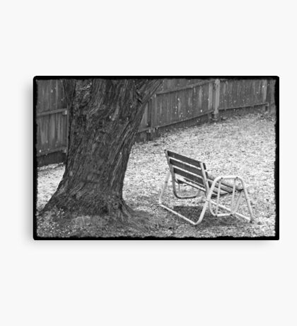 Winter Dusting Canvas Print