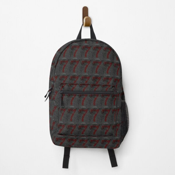 Seven Movie Poster Backpack