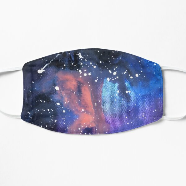 Cotton Candy Galaxy :: Patterns and Textures Flat Mask