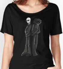 'dermen Women's Relaxed Fit T-Shirt