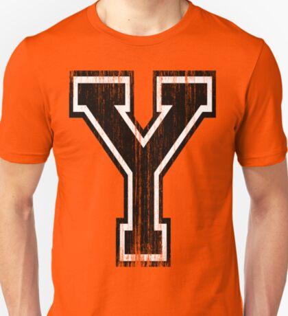 Big Varsity Letter Y T-Shirt
