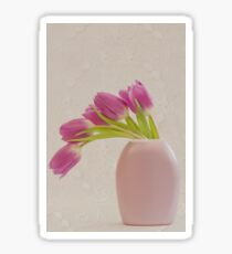 Tulips And Lace Sticker