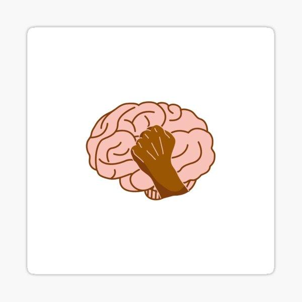BLM X Neuro Sticker