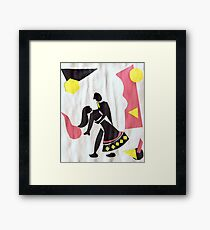 Last Dance Framed Print