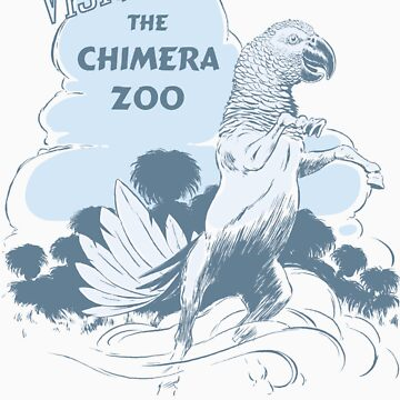 Chimera Zoo (Blue) by AllenWinchester