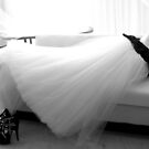 Wedding dress by loyaltyphoto