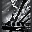 The Mighty Battleship Alabama by Jim Haley