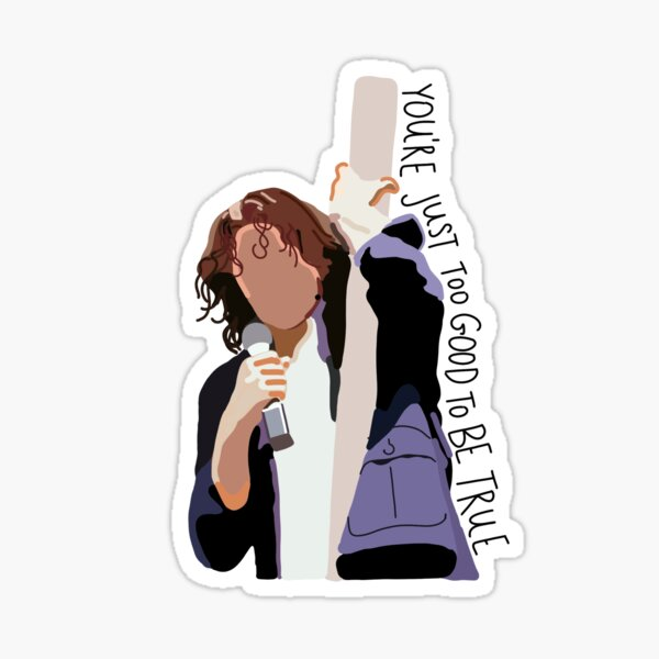 patrick verona 10 things i hate about you Sticker