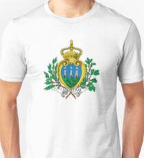 Coat of Arms of San Marino T-Shirt