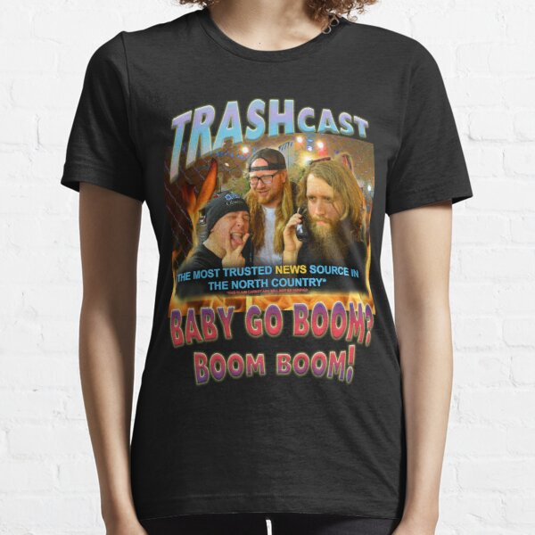 TRASHcast Bootleg Shirt Essential T-Shirt