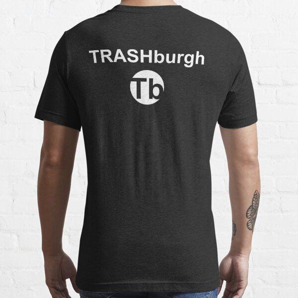 TRASHburgh on the Back Essential T-Shirt