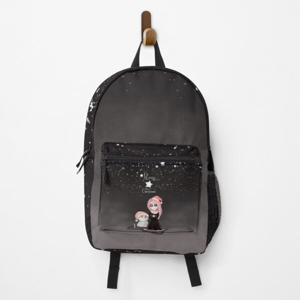 Black Xmas: A Merry Gothic Christmas Backpack