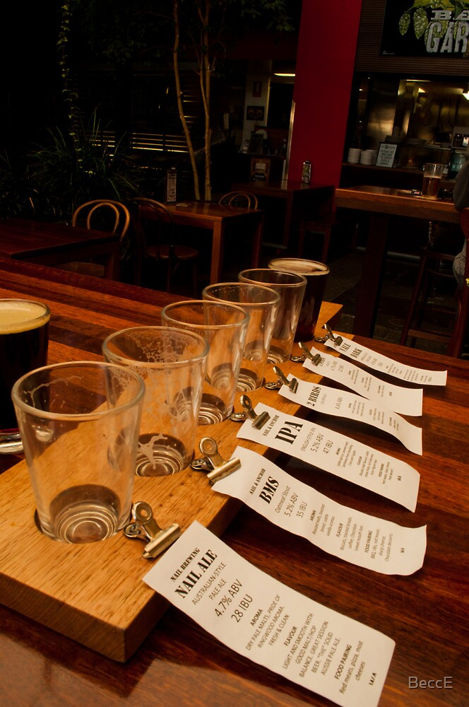Savouring the Stout by BeccE
