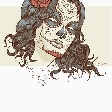 Muerte by RamonVillalobos