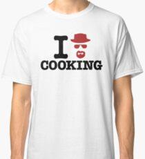 Heisenberg - I love cooking Classic T-Shirt
