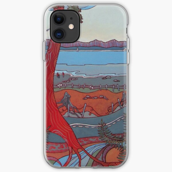 Shoreline in Transition iPhone Soft Case