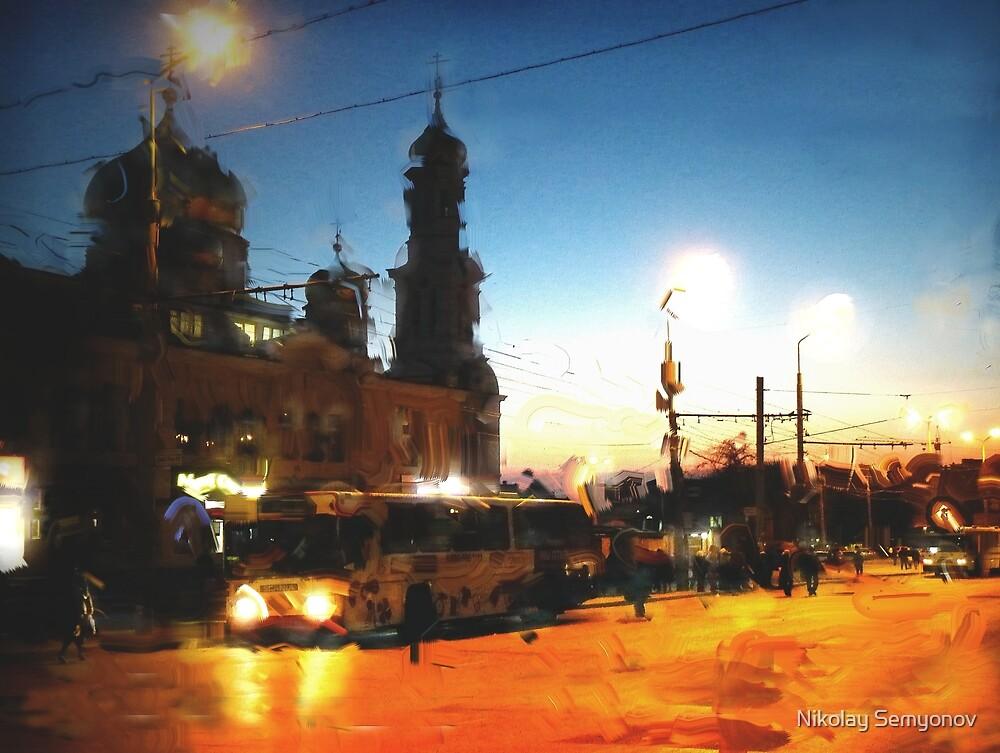 Arrival by Nikolay Semyonov
