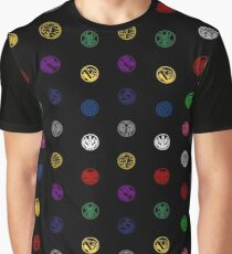 Count the Medals - Kamen Rider OOO Graphic T-Shirt
