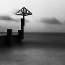 Well's groyne by Mark Bunning