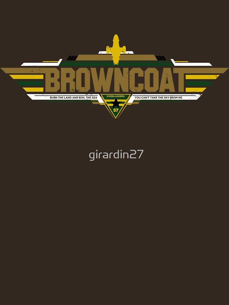 Browncoat Crest | Unisex T-Shirt