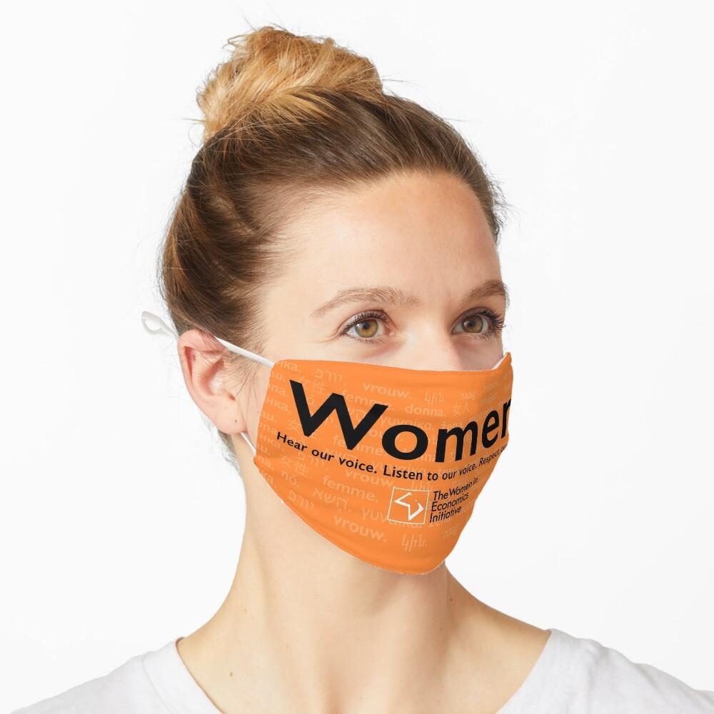 Voices in Orange Mask