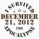 I survived 2012! by KMayhew94