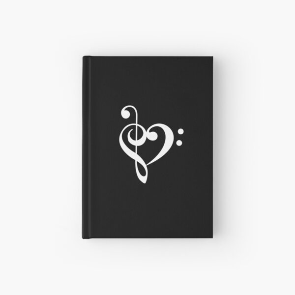 Love the music! Hardcover Journal