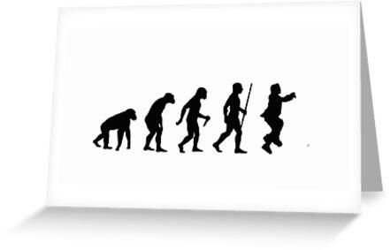 Evolution of Man - Gangnam Style by ToruandMidori