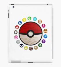 Pokemon - Pokeball iPad Case/Skin