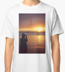 Capturing a new day... Classic T-Shirt