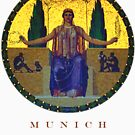 Peace Pavilion Munich Germany by kevin smith  skystudiohawaii