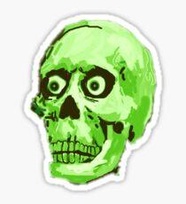 CREEP II (green) Sticker