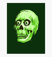 CREEP II (green) Photographic Print