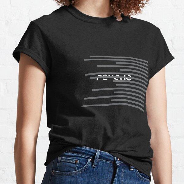 Psycho title Classic T-Shirt