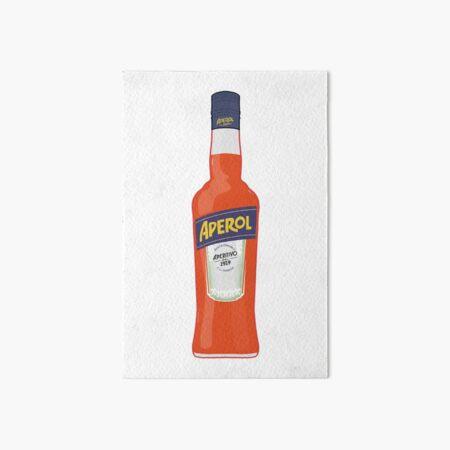 Botella de Aperol Lámina rígida