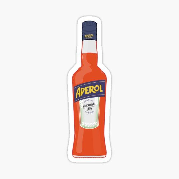 Bottle of Aperol Sticker