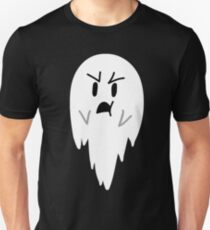 Pouty Ghost Unisex T-Shirt