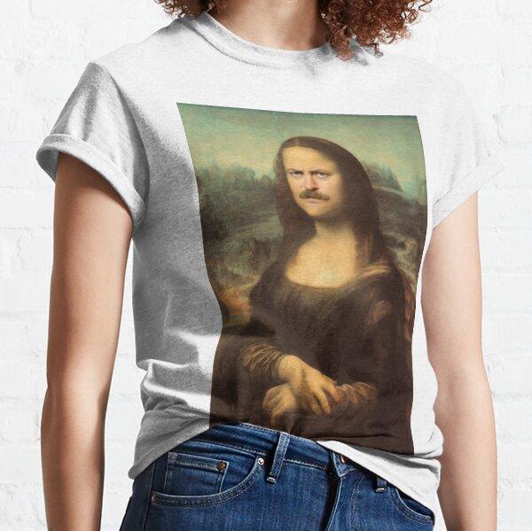 Mona Ron Swanson Classic T-Shirt