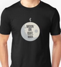 Parks and Recreation - The Moon Shall Join Your Coalition Unisex T-Shirt
