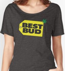 Best Bud Women's Relaxed Fit T-Shirt