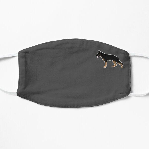 German Shepherd: Melanistic Tan & Black Mask