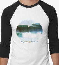 Banzai Pipeline Hawaii Men's Baseball ¾ T-Shirt