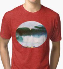 Banzai Pipeline Hawaii Tri-blend T-Shirt
