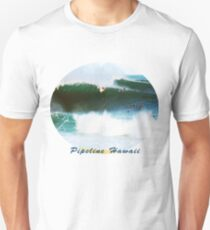 Banzai Pipeline Hawaii Unisex T-Shirt