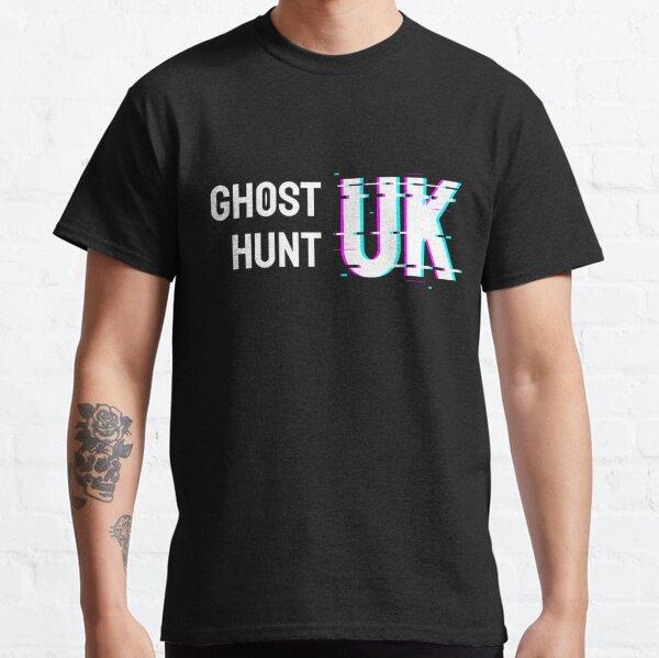 Geisterjagd Großbritannien Classic T-Shirt