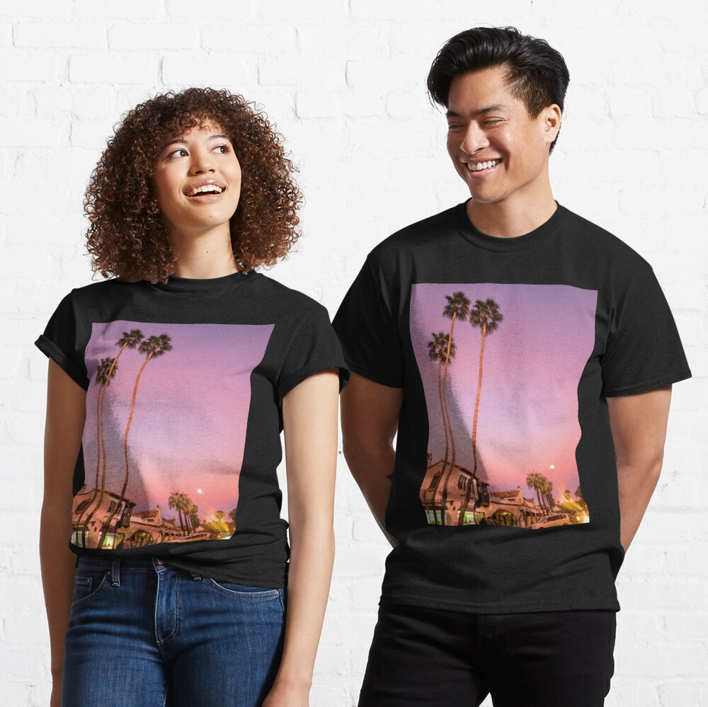 Three Palms Vacation Lifestyle Palm Springs Classic T-Shirt