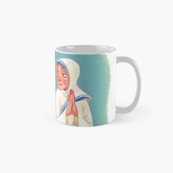 Mother Teresa Classic Mug